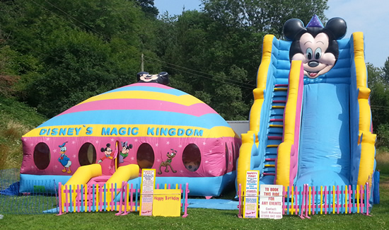 Hire Our Bouncy Castles for Birthdays