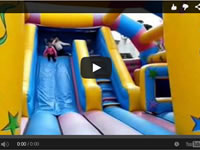 Bouncy Castle Hire Video
