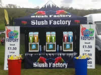 Slush Factory Hire